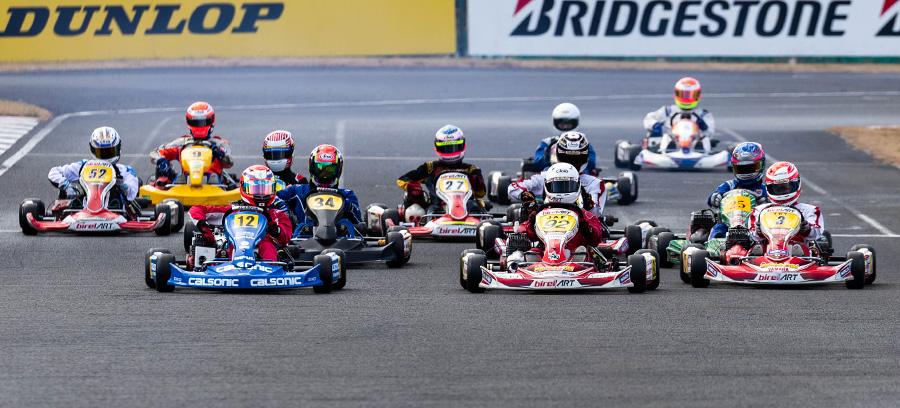 SUGOウィンターカート耐久レース