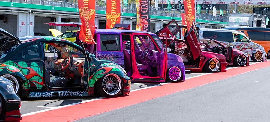 スーパーカーフェスティバル in SUGO