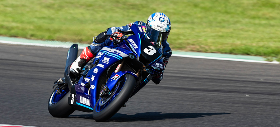MFJ全日本ロードレース選手権シリーズ第1戦スーパーバイクレース in SUGO