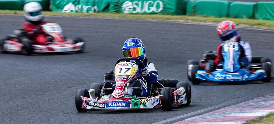 2021 SLカートミーティング SUGOカートレースシリーズ 第4戦