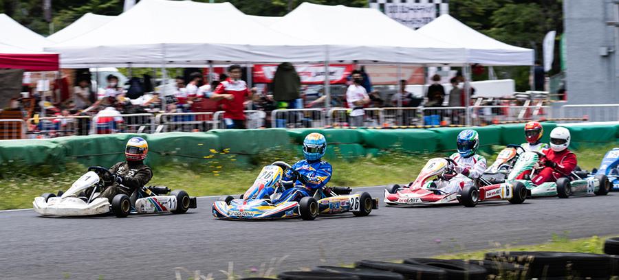 2021 SLカートミーティング SUGOカートレースシリーズ 第3戦