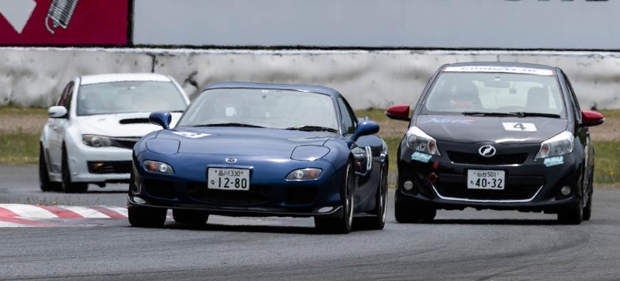 2021年 JAF菅生サーキットトライアル選手権 第1戦