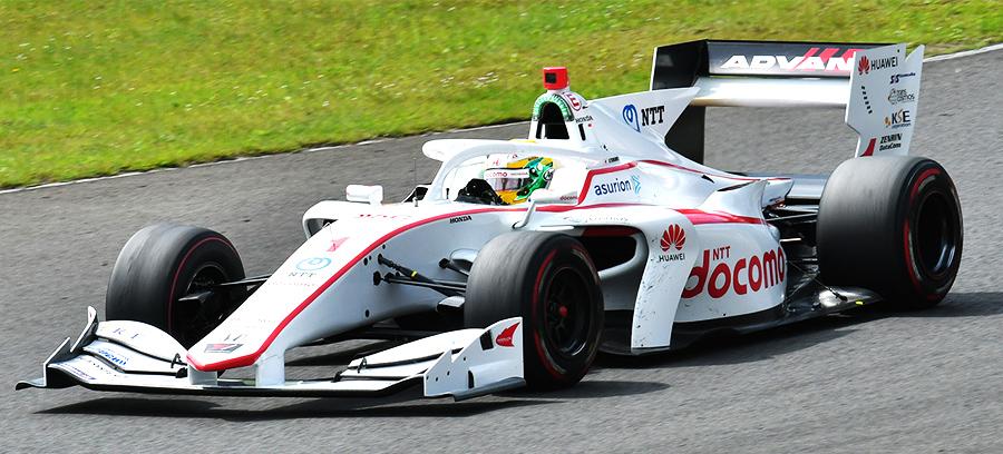 2020年全日本スーパーフォーミュラ選手権第3戦スポーツランドSUGO